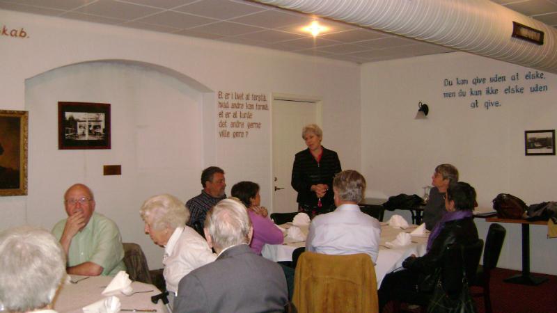 Sundhedsmøde juni 2012